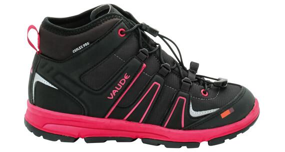 VAUDE Romper Mid Ceplex II Shoes Kids grenadine
